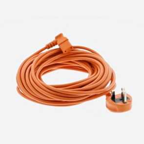 VCC/VCT Tub Vac Series 12.5m Power Cable with kettle connection
