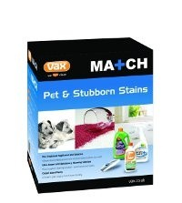 Vax Match Kit - Pet and Stubborn Stains