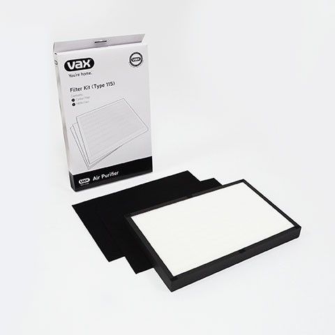 Vax Air Purifier Filter Kit Type 115