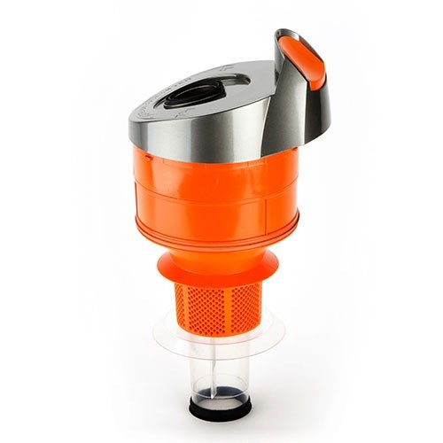 Vax Dirt container lid and dust separator