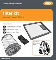 Vax Filter Kit (Type 16)