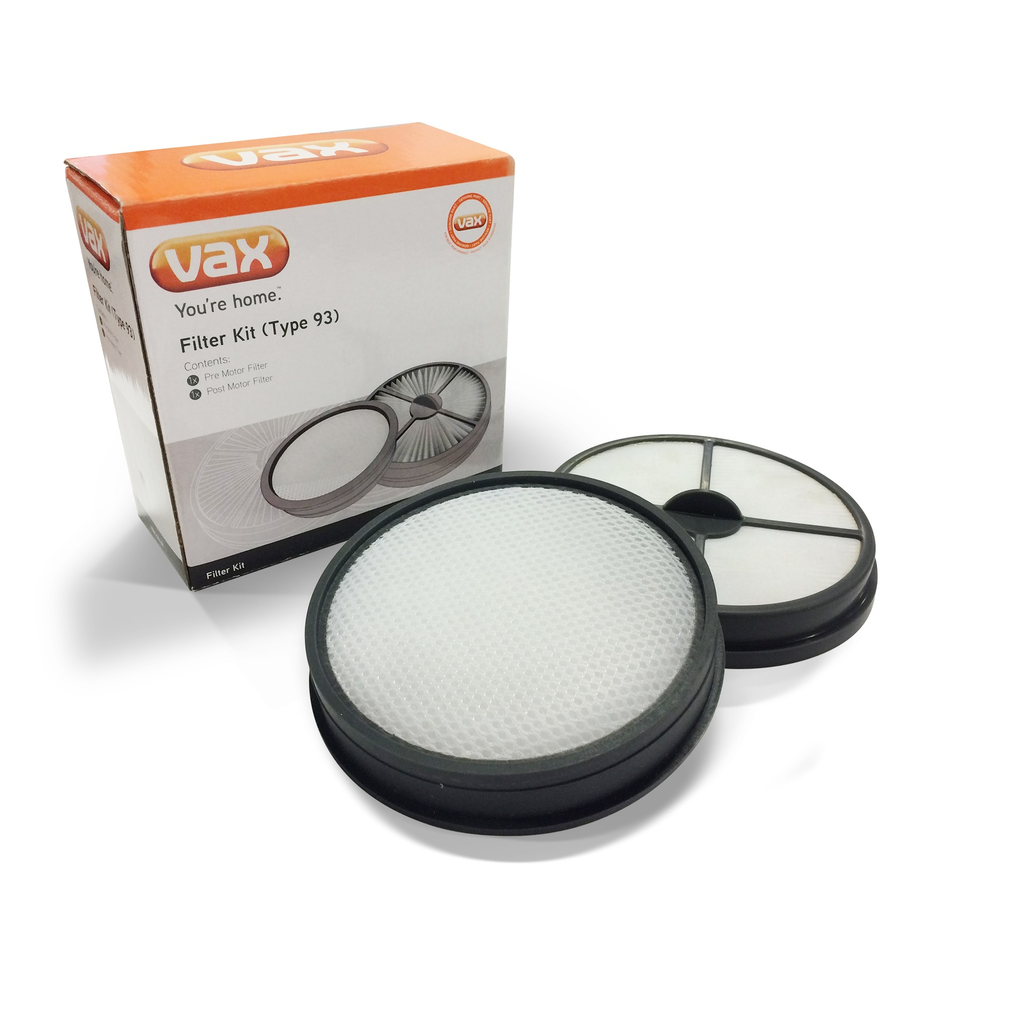 Vax Filter Kit (Type 93)