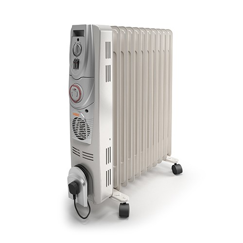 Vax PowerHeat 2500w Oil Filled Radiator