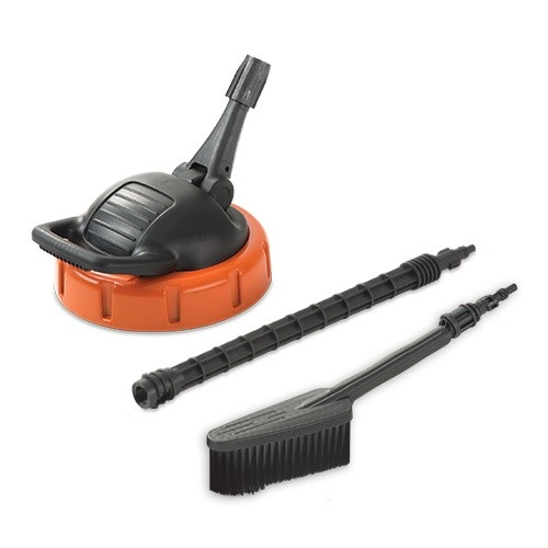 VAX Pressure Washer Patio & Outdoor Cleaning Kit