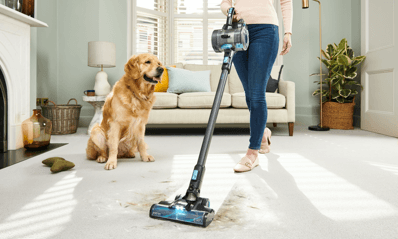 VAX ONEPWR Blade 4 Pet Dual Battery Cordless Vacuum Cleaner